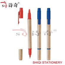 Newest 2 in 1 Multi-function Pen,Highlighter pen