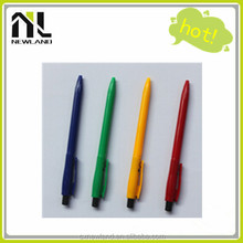 Advertising promotional cheap plastic bic ball pen