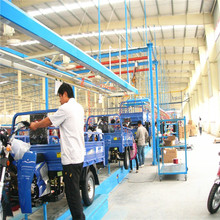electric tricycle assembly line