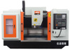 Vertical CNC milling machine with FANUC System