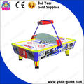 china proveedor 4 persona de hockey de aire electrónico de la máquina de juego para los niños