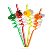 High quality Plastic PVC Straw, colored beautiful straw, reusable drinking straw wholesale