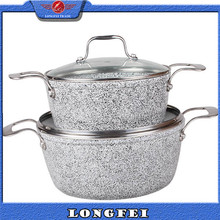 TOP10 BEST SELLING!! Non-stick enamel coated cast iron cookware