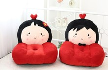 Sofa plush sofa chair for baby girl cartoon soft plush sofa for kids