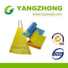 Hot china products wholesale small drawstring mesh bag