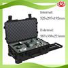 2015 new professional hard plastic photographic equipment waterproof camera case