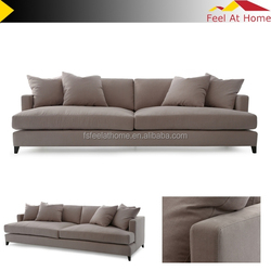 Hotel lobby new model fabric sofa factory of hotel furniture