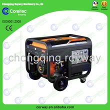 2kw-10kw china supplier air cooled open type diesel generators manufacturer company