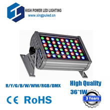 led outdoor light 48W modern garden led lighting rgb led 230v IP67
