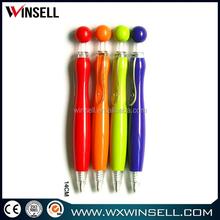 Newest stylish plastic sign ball pen