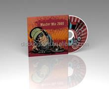 8cm mini CD 12cm standard cd dvd duplication and printing