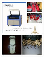 laser cutting and engraving machine for science working models