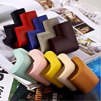 2015 high quality baby safety products rubber furniture glass corner protection