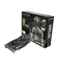 Sapphire amd Radeon HD 7850 OC 2GB 256 bit GDDR5 920 MHz gaming graphic card