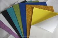 rubber & plastic eva sheet/glitter eva sheet/ self adhsive sheet