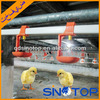 Automatic hotsale poultry equipment for chicken broliers and breeders in chicken farm