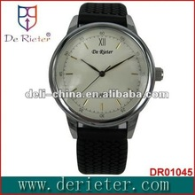 de rieter watch watch design and OEM ODM factory 2013 new clocks and watches silicon