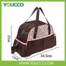 New Design Cheapest Wholsale Polyester Baby Milk Bottle Cooler Bag