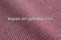 De alta calidad 100% de poliéster tejido de lino