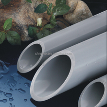 Alibaba supplier OEM for SCH40 grey pvc pipe low price list