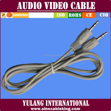 STEREO CABLE ONE IN ONE WITH GREY COLOR FOR Egypt