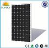 250W black Monocrystalline pv solar module latest 250W,260W ,265W with TUV,PV cycle, MCS,UL
