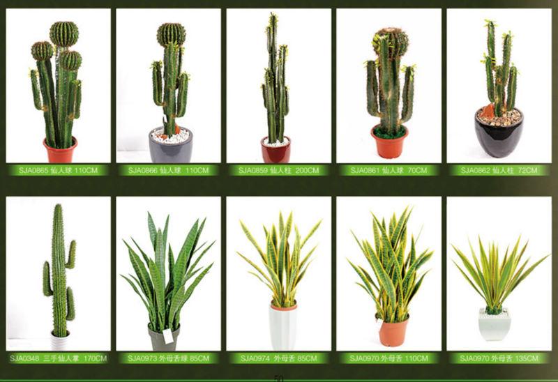Yucca Plant Indoor Artificial Yucca Bonsai Plant