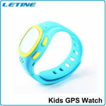 Personal gps adult watch tracker real-time tracking GPS Smart Watch for Kids