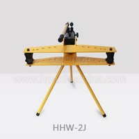 Hydraulic pipe benders, high quality, used exhaust pipe bender for sale, integral type,HHW-2J,3J,4J