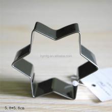 metal christmas star cookie cutter