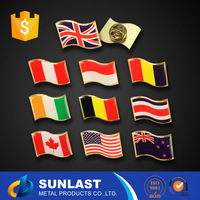 SUNLAST Fully Stock Available Custom Flag Germany Badge XOEM1650
