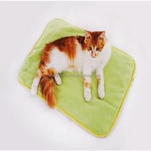 thickened soft pet blanket cat dog reversible polar fleece blanket