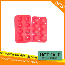 Customized Silicone/Rubber Red Case