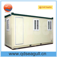 20ft Mobile Container Public Shower Room with 6 shower heads