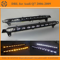 Excellent Quality LED Daytime Running Light for Audi Q7 Best Selling LED Daylight for Audi Q7 DRL 2006 2007 2008 2009