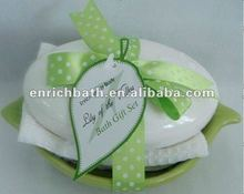 220g Promotional gift bath soap