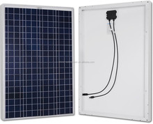 High performance 36v solar panel for big projects and power plant