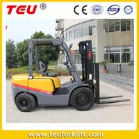3 ton forklift with ISUZU C240 engine
