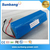 high quality customized 3S4P 18650 lithium battery pack 12v 10.4ah for torches/flashlight/led light
