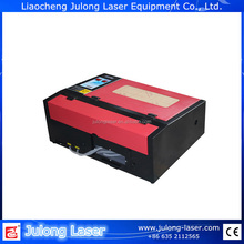 made in China 200*300mm JL brand CO2 desktop mini laser engraving machine 50W CE for wooden board