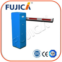 Intelligent Traffic Barrier with remote control