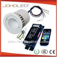 3W 3.5W 4.5W 5W RGB dmx controled led spotlight