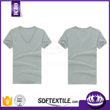 OEM factoty price Eco-Friendly classic exquisite linen t shirt