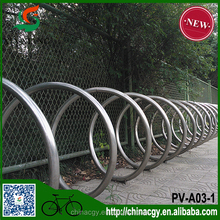 Long OEM bike parking rack bicycle parking tools steel parking rack