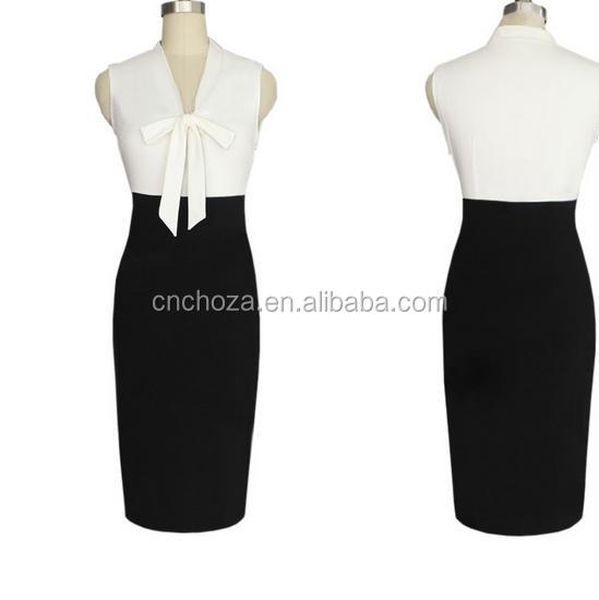Z51068a Women Career Wear Alibaba Clothing Office Lady