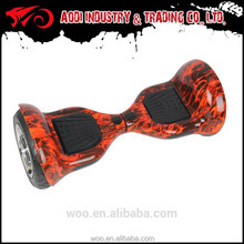 China lowest price best selling 2 wheel self balance 36 volt battery electric scooter/skateboard in AODI