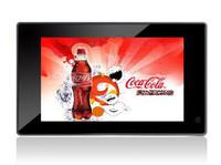 california wholesale distributors fashionable shape wall hanging retail lcd display screen digital photo frame