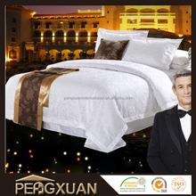 factory direct sale new 300TC hotel bedding sets 100%25 cotton