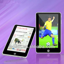 shenzhen top manufacturer 7 '' inch book e reader touchscreen style with good quality JSC02