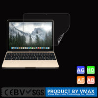 Welcome OEM/ODM !! Cheapest price laptops HD anti smudge screen protector for apple macbook